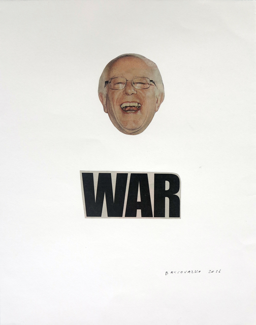 , 'war,' 2016, Die Ecke Arte Contemporáneo
