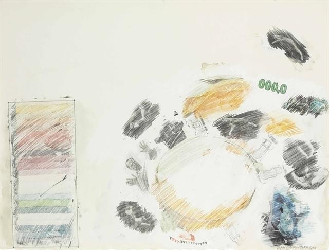Robert Rauschenberg, 'Trap', Christie's