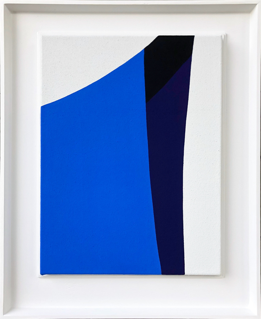 , 'Stream 06,' 2018, Berggruen Gallery