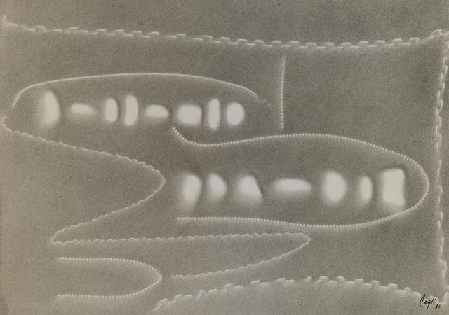 , 'Fish,' 1951, Brun Fine Art