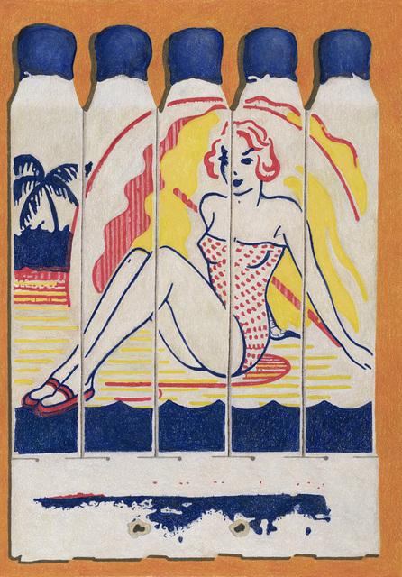 , 'Bain de Soleil,' 2018, Sims Reed Gallery