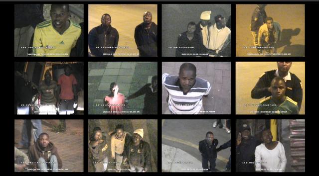 , 'CCTV,' 2011, Goodman Gallery