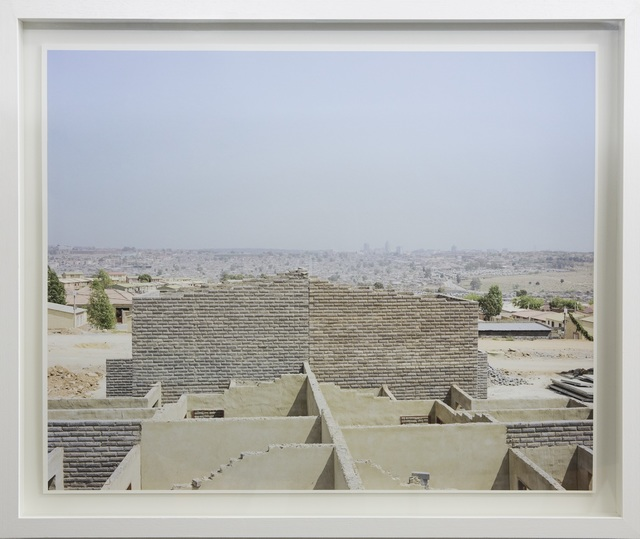 Laurence Bonvin, 'Far East Bank (Part of diptych B)', 2012, Museum of African Design (MOAD)