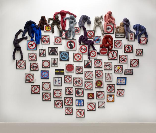 , 'Les Interdictions (The Interdictions),' 2014, Marian Goodman Gallery