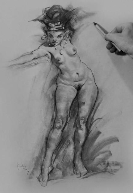 , 'The Spell,' , IX Gallery