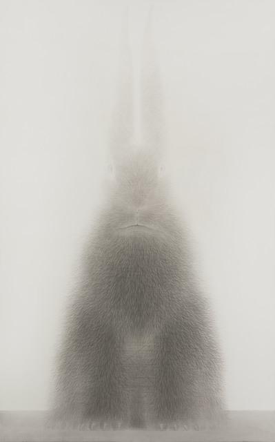 , 'Rabbit Portrait - Dingyou 1,' 2017, Galerie Urs Meile