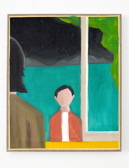 , 'The Conversation,' 2016, Galleri Urbane