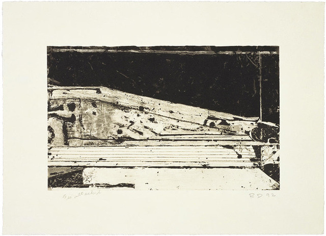 Richard Diebenkorn, 'Untitled #3', 1993, Upsilon Gallery