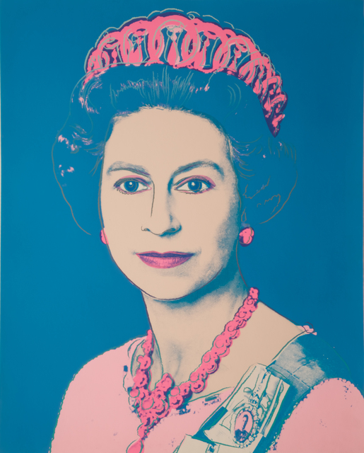 Andy Warhol, 'Reigning Queens - Queen Elizabeth II of The United Kingdom', 1985, Collectors Contemporary