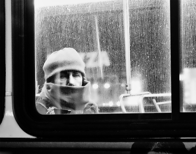 , 'The Bus Window,' 2016, Soho Photo Gallery