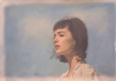 "Yigal Ozeri, 'Untitled ""Olya""', 2017, Corridor Contemporary"