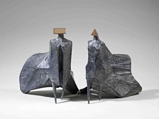 , 'Walking Cloaked Figures,' 1978, Blain   Southern