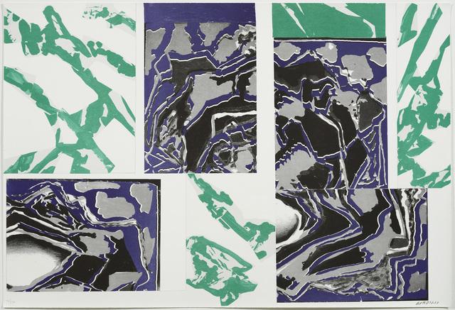 Luis Gordillo, 'Visceral - vegetal', 2019, Galeria Toni Tapies - Edicions T