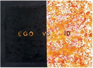 , 'Ego vs. Id,' 2013, Wilding Cran Gallery