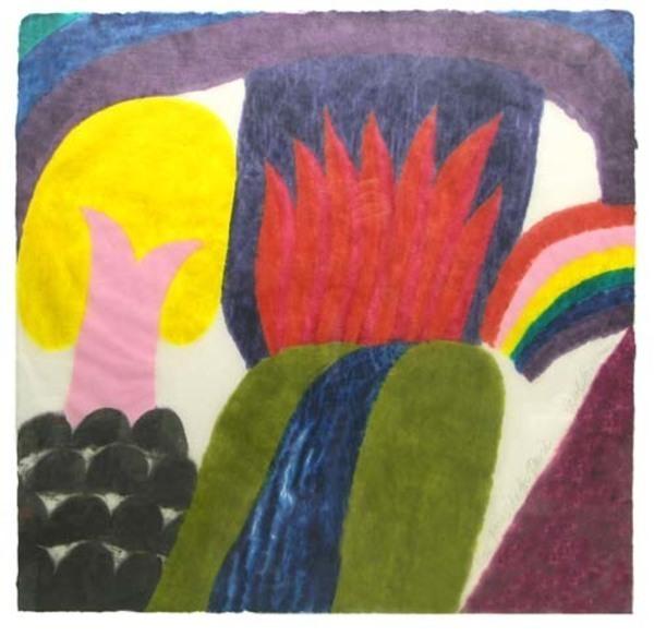 , 'Pura Vida,' 1985, David Barnett Gallery