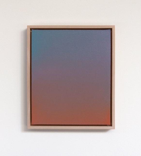 Boo Saville, 'Monday 3pm', 2020, Painting, Oil on canvas, Davidson