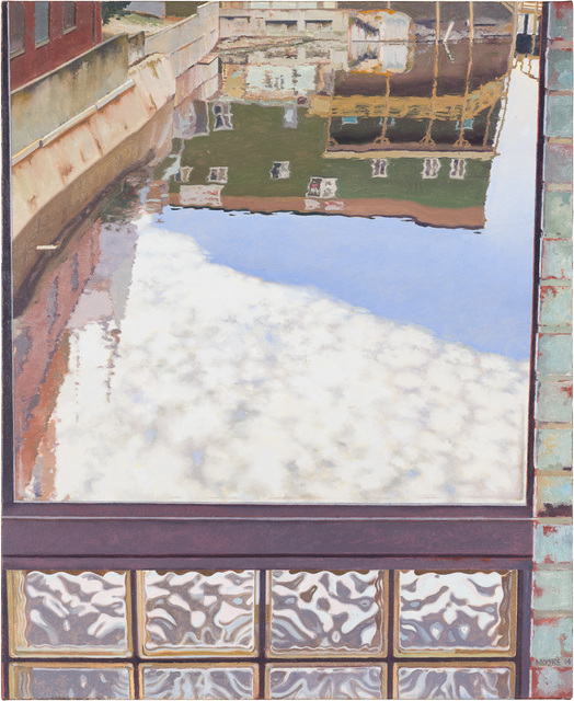 , 'Wharf,' 2014, Locks Gallery