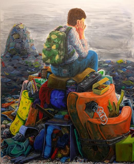 Willem Weismann, 'View from the top', 2017, Quadrado Azul