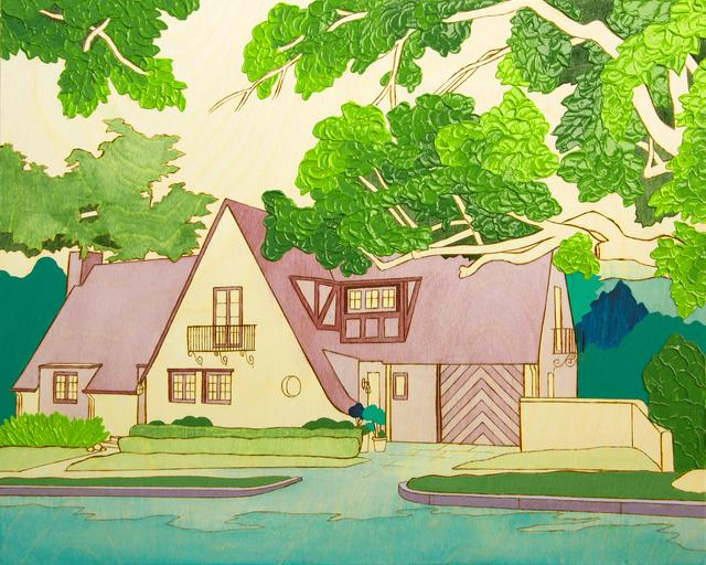 , 'The Neighborhood #1,' none, George Billis Gallery