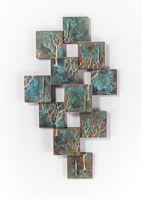 Jennyfer Stratman, 'Intertwined With The Trees 8', 2017, Avran Fine Art