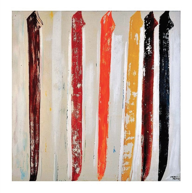 Sabah Arbilli, 'Alif', 2014, Janet Rady Fine Art