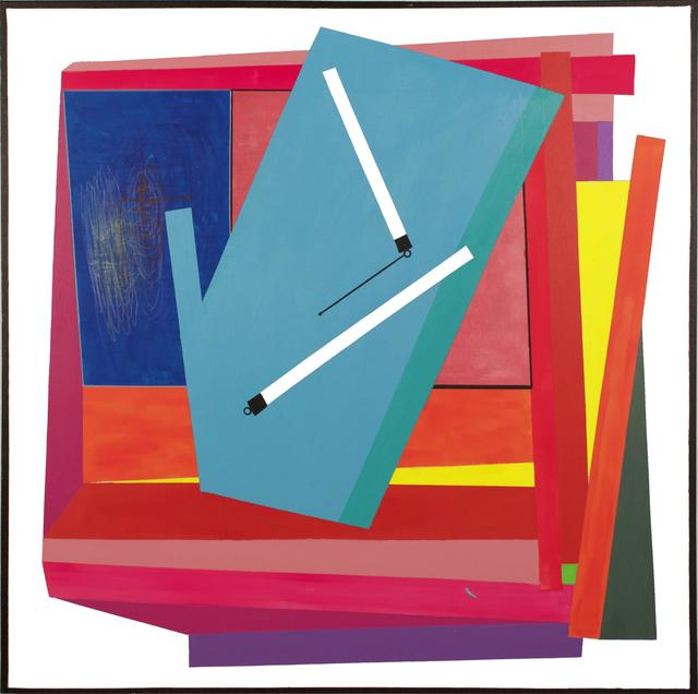 , 'Blocked,' 2016, Lyle O. Reitzel
