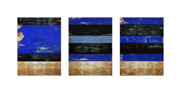 , 'Déjà vu Blue,' 2016, Seraphin Gallery