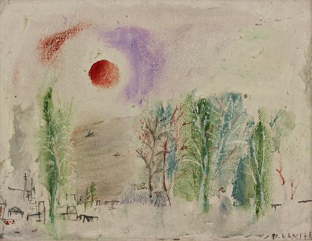 , 'Sans titre (Paysage) Untitled (Landscape),' 1949, Asia Society