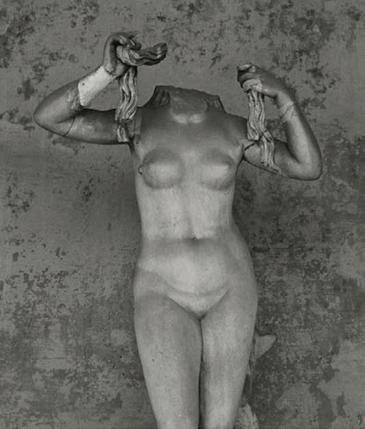 """, '""""Vénus esquiline"""", Musées du Capitole, Rome,' 1986, Galerie Nathalie Obadia"""