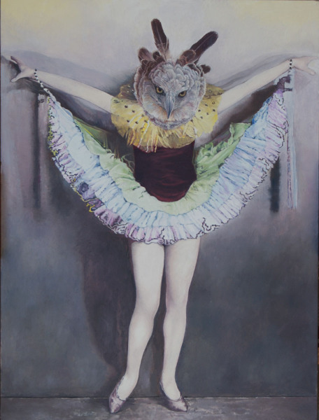 , 'Dance of the Harpy,' 2016, Wally Workman Gallery