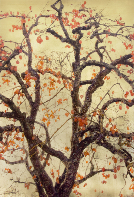, 'Autumn Blaze,' 2017, Gallery Henoch