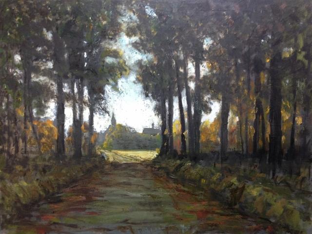 , 'A la sortie de la forêt,' , Hugo Galerie