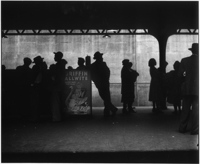 , 'New York City,' 1948, Huxley-Parlour