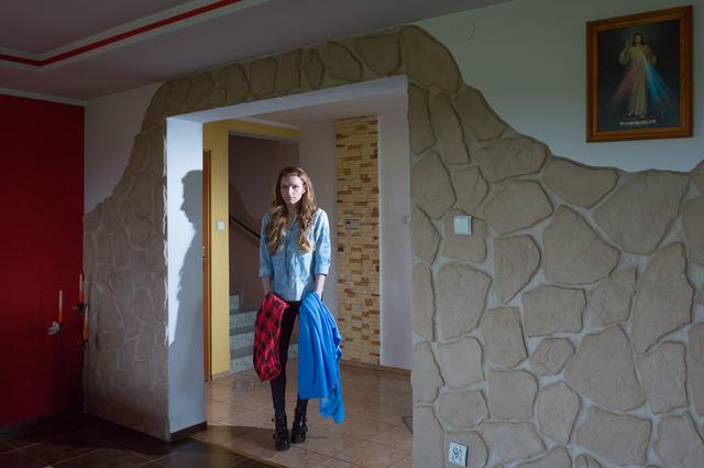 , 'Diana, Góra,' 2014, Instytut Fotografii Fort