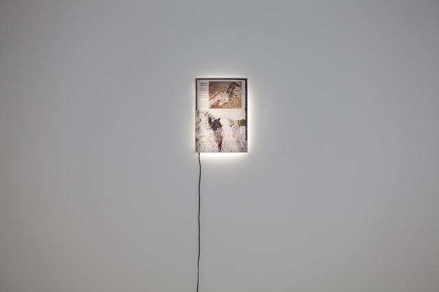 , 'Maelstrom,' 2016, ANNAELLEGALLERY