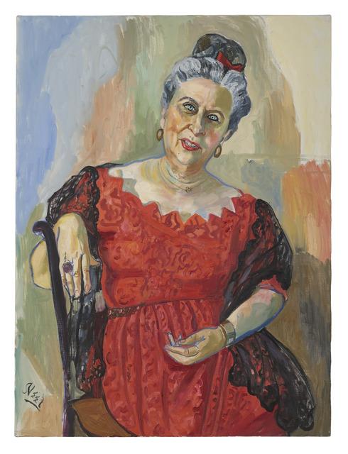 , 'Guy's Aunt,' 1964, Victoria Miro
