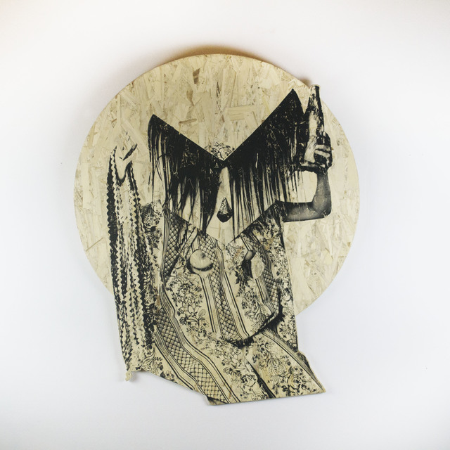 , 'Contemporary Spirit Regalia 2,' 2013, Fazakas Gallery