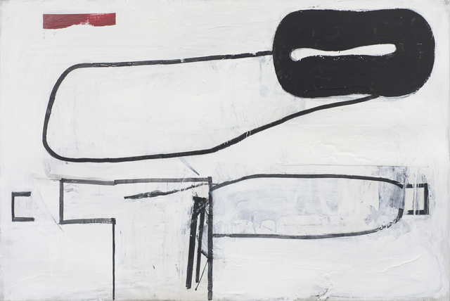 Hiroyuki Hamada, 'Untitled Painting 021', 2016, Bookstein Projects