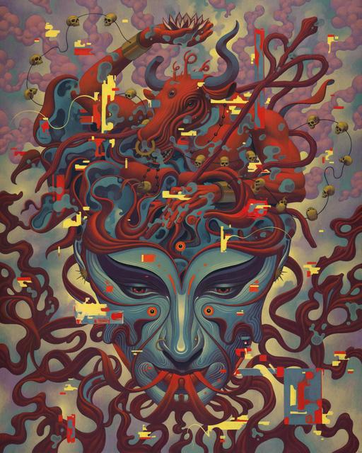 , 'Fountainhead,' 2016, Spoke Art