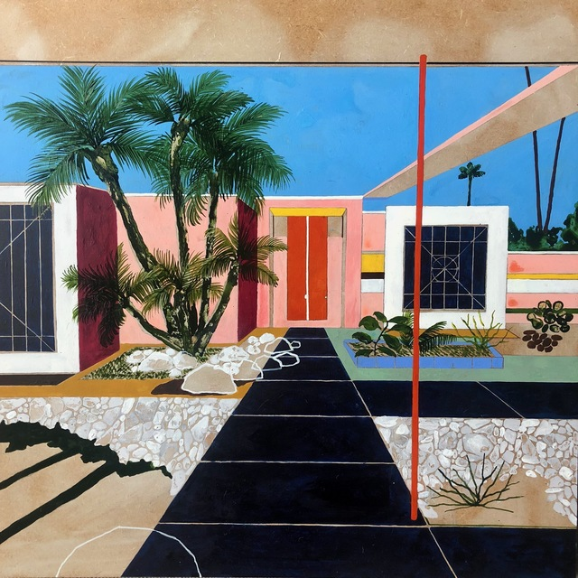 , 'Pink Blush,' 2018, Arusha Gallery