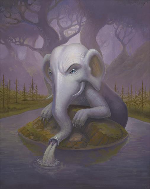 Scott Musgrove, 'The Fountain Head', Dorothy Circus Gallery