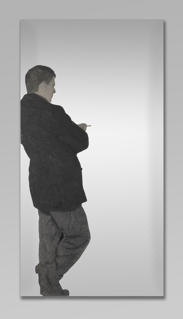 , 'Person Leaning (Persona appoggiata),' 1963-1964, Philadelphia Museum of Art