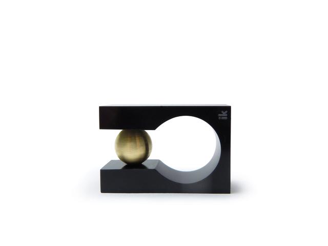 , 'Ring CGR-1,' 2012, Iker Ortiz