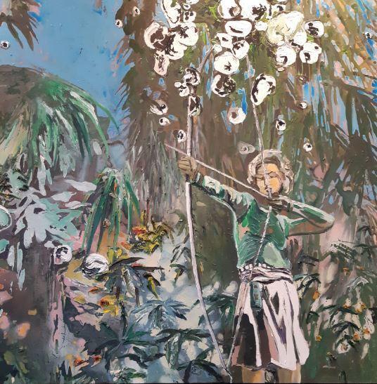 Andrea Damp, 'Amazone', 2007, Galerie Barbara von Stechow