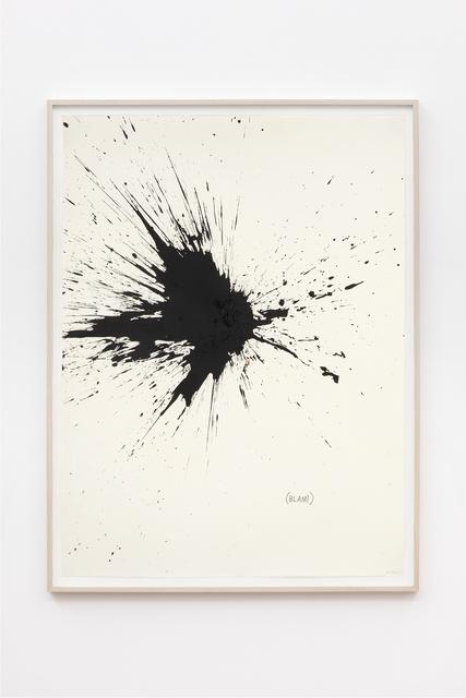 , '(BLAM!),' 2002, kurimanzutto