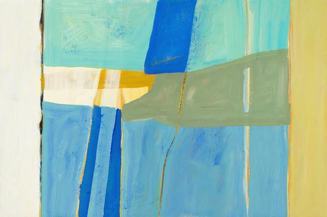 , 'HADLEY: BLUE SPRING,' 2017, Jerald Melberg Gallery