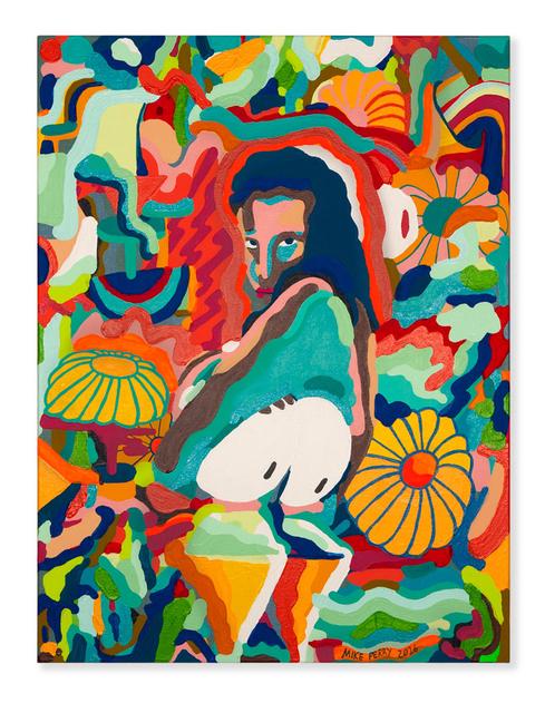 , 'Bunkbed Pillars,' 2016, Garis & Hahn