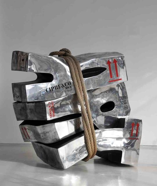 Stéphane Cipre, 'GRAND ART SANGLE', 2012, Gallery 32
