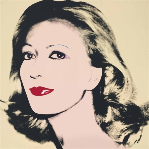 Andy Warhol, 'Lilo Fink', Synthetic polymer and silkscreen inks on canvas, Christie's