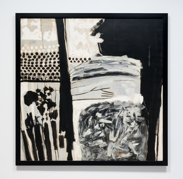 , 'Untitled (painting made for Spiral Exhibition, 1965),' ca. 1964, RYAN LEE